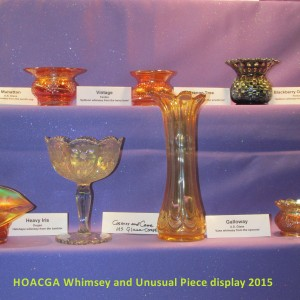 2015 HOACGA Display